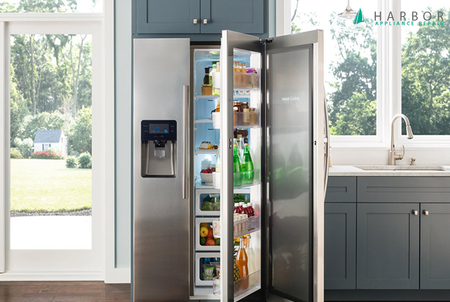 Samsung Fridge Easy Fix Harbor Appliance Repair San Diego