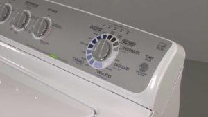 General Electric washing machines