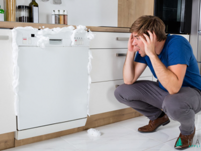 6 Reasons & How to Fix A Dishwasher