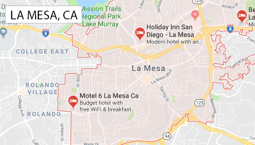 appliance repair La Mesa
