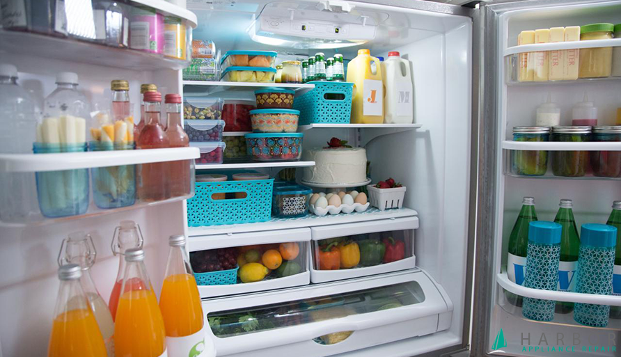 How To Organize Fridge Archives Harbor Appliance Repair