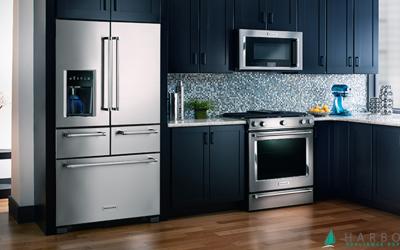 KitchenAid Built In Refrigerators
