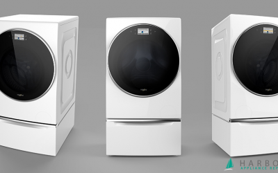 Whirlpool's Smart Washer – Dryer Hybrid 2019