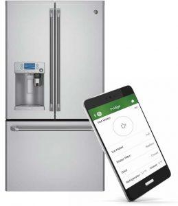 GE WiFI connect appliances