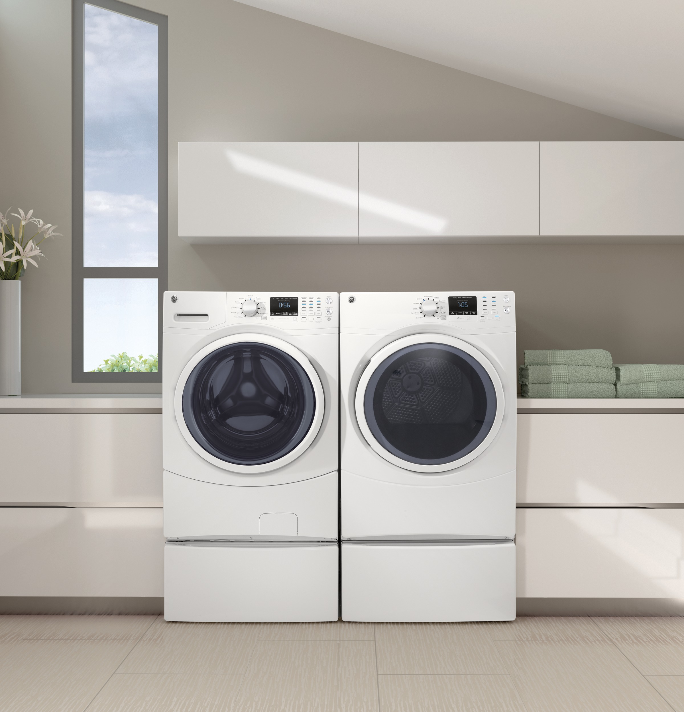 GE washing machine service near me